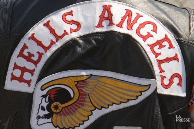 Pour la troisième fois en deux semaines, un membre en règle des Hells Angels... (PHOTO ARCHIVES, LA PRESSE)