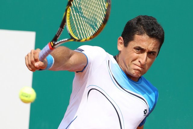 Nicolas Almagro... (PHOTO ARCHIVES AGENCE FRANCE PRESSE)