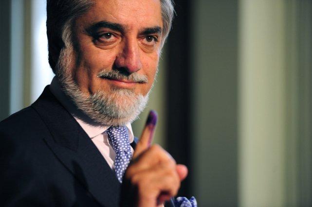 L'ancien ministre des Affaires étrangères Abdullah Abdullah... (Photo Hashmatullah, AFP)