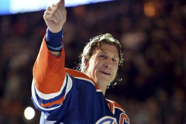 Ryan Smyth a été longuement applaudi toute la... (Photo Chris Austin, USA TODAY Sports)
