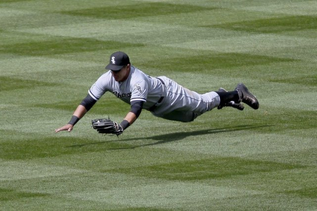 Avisail Garcia... (Photo Barry Gutierrez, AP)