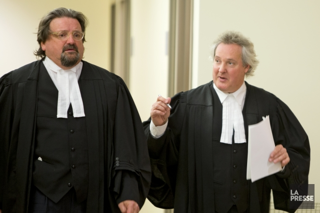 Un superprocès, c'est la «quadrature du cercle».L'image est de l'ex-juge... (Photo Alain Roberge, La Presse)