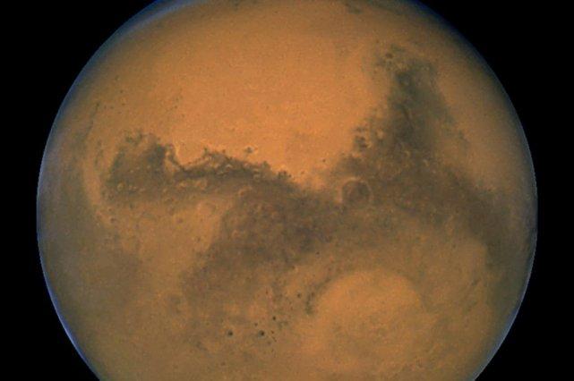 Selon les scientifiques, l'hypothèse la plus probable est... (PHOTO NASA)