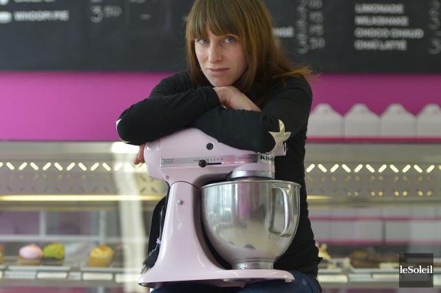 Ariel Pinsonneault de Loukoum Cupcake... (Photothèque Le Soleil, Yan Doublet)
