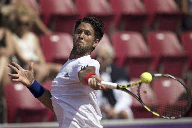 Fernando Verdasco... (PHOTO ARCHIVES AFP)