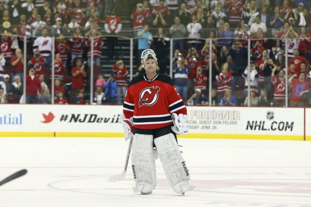 Cory Schneider... (PHOTO ARCHIVES USA TODAY)