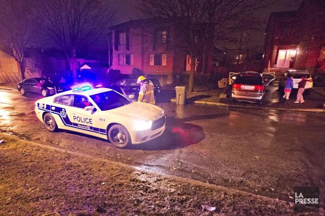 Le Service de police de la Ville de... (Photo Félix O.J. Fournier, La Presse)