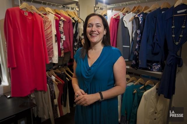 «Lorsqu'une entreprise éprouve un problème de tenue vestimentaire,... (PHOTO ANDRÉ PICHETTE, LA PRESSE)