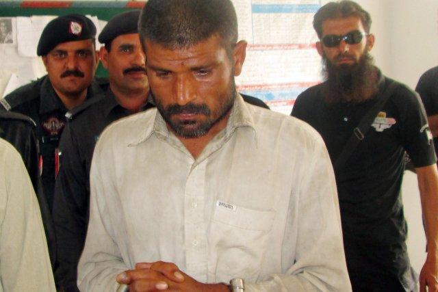 Mohammad Arif a été arrêté après la découverte... (PHOTO AFP/STR)