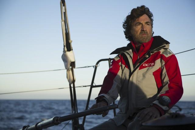 François Cluzet incarne un skipper qui participe à... (Photo: fournie par Mongrel/Métropole Films)