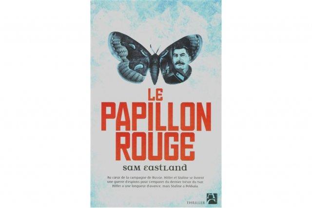 Le papillon rouge est le quatrième polar de la série des aventures de...
