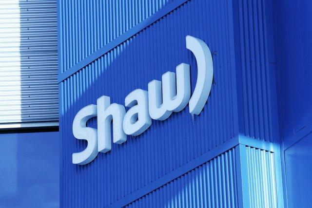 Shaw Communications (T.SRJ.B)) a annoncé lundi son intention... (PHOTO REUTERS)