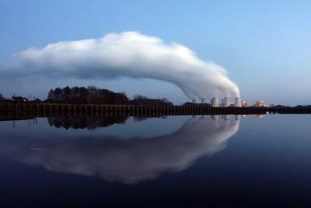 Au rythme actuel, le GIEC prévoit que la... (PHOTO PAWEL KOPCZYNSKI, ARCHIVES REUTERS)