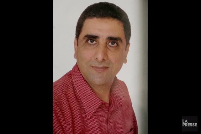 Ziad Bouzid... (Photo David Boily, La Presse)
