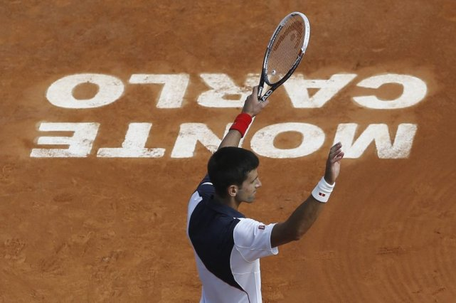 Novak Djokovic... (Photo Valery Hache, Agence France-Presse)