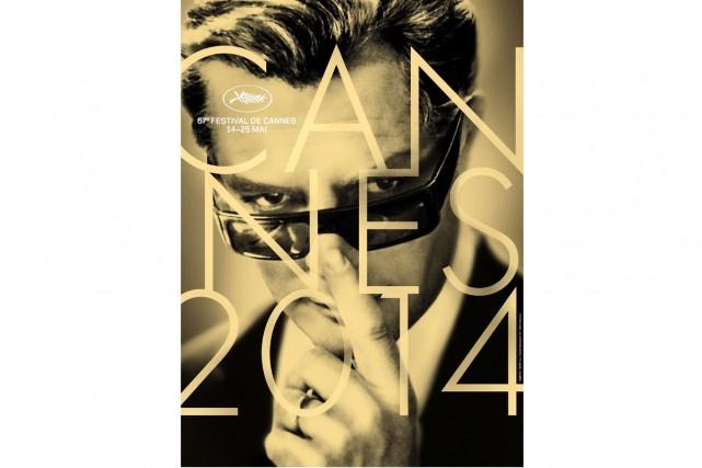 Le Festival de Cannes a choisi l'Italien Marcello Mastroianni, acteur fétiche... (Photo: AFP)