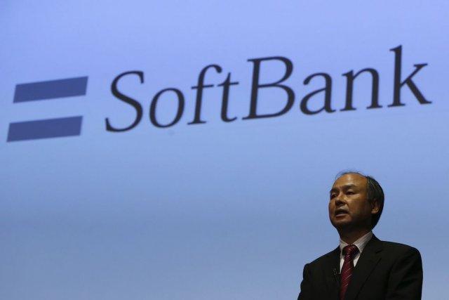 Masayoshi Son,fondateur et PDG du groupe de télécommunications... (Photo Yuya Shino, Archives REUTERS)