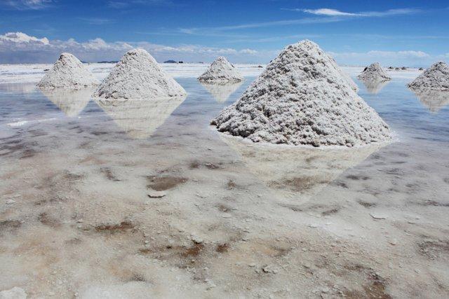 La thérapie par le sel aurait vu le... (Photo Digital/Thinkstock)