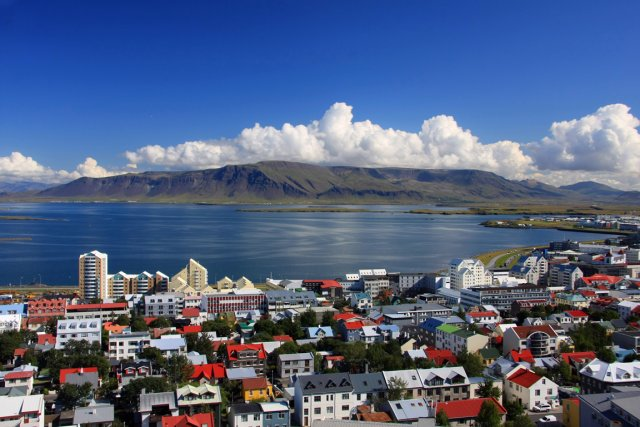 Reykjavik, en Islande.... (Photo Digital/Thinkstock)