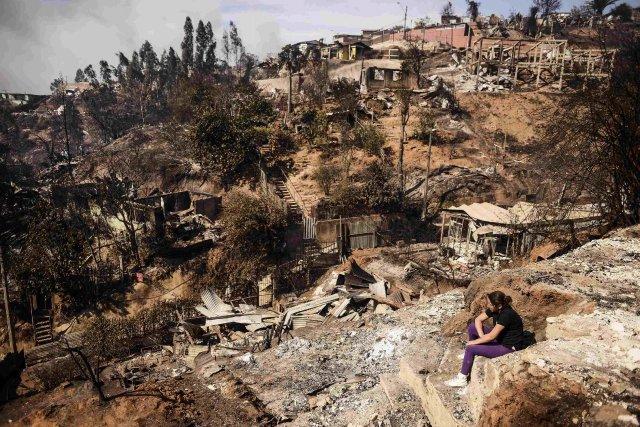 Environ 11000 personnes ont été jetées à la... (Photo REUTERS)