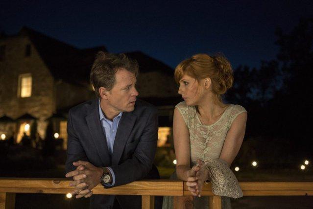 Greg Kinnear et Kelly Reilly dans une scène... (Photo: fournie par Sony Pictures)