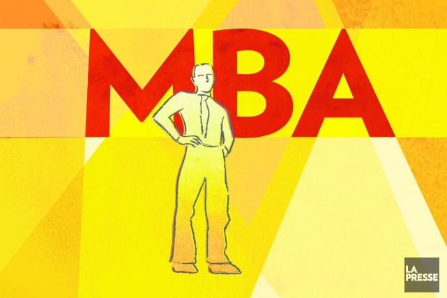 Le diplôme de MBA est le seul reconnu... (Illustration La Presse)