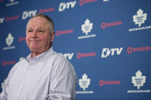Randy Carlyle... (Photo Darren Calabrese, La Presse Canadienne)