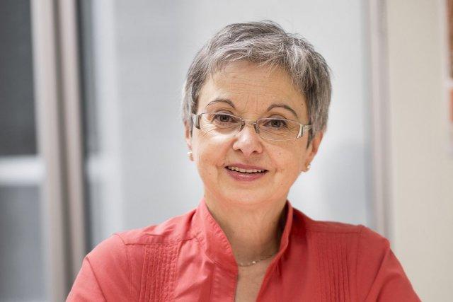 Suzanne Durand, responsable du programme de MBA pour... (Photo fournie par Mathieu Dupus, UQAT)