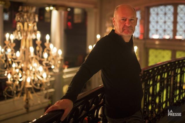 Le réalisateur Jean-Paul Salomé fait un retour à... (Photo: Olivier Pontbriand, La Presse)