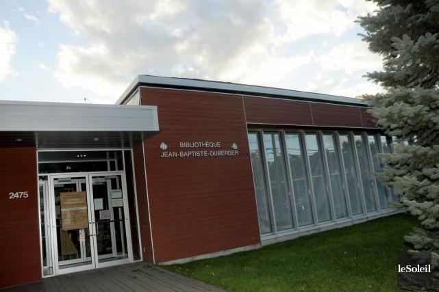La bibliothèque Jean-Baptiste-Duberger est fermée depuis quatre ans.... (Photothèque Le Soleil)