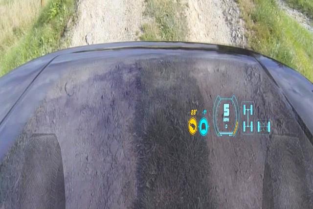 Quand on roule en tout-terrain hors des sentiers battus, on souhaiterait... (Photo fournie par Land Rover)