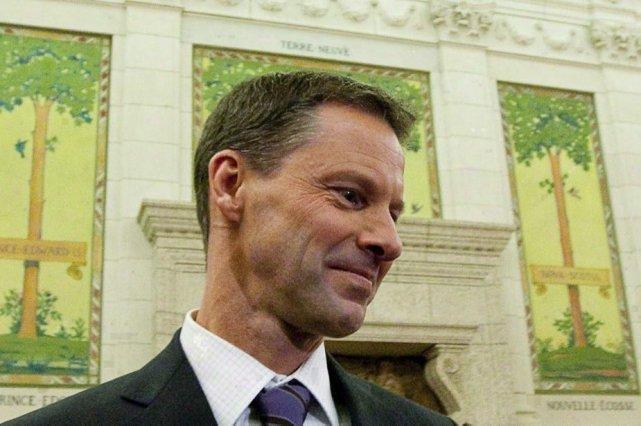 Nigel Wright a toujours maintenu avoir agi de... (La Presse Canadienne)