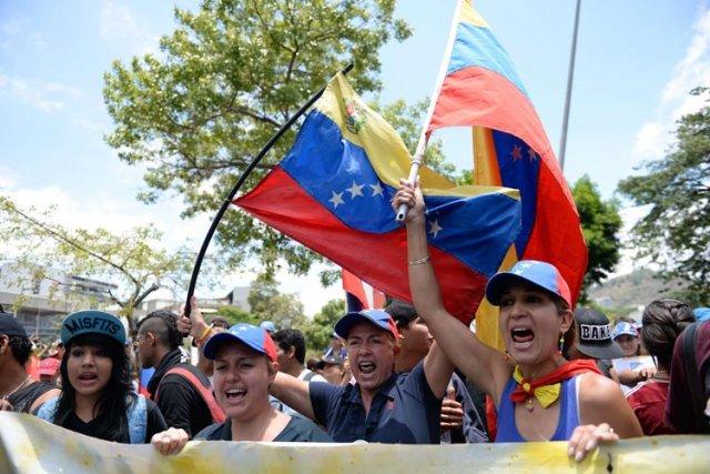 Les manifestations qui secouent le pays depuis le... (Photo: AFP)