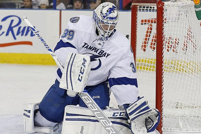 Anders Lindback... (Photo: Reuters)