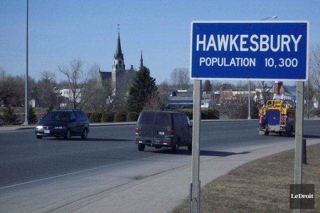 Hawkesbury pourrait imposer une taxe de bienvenue aux... (Archives, LeDroit)