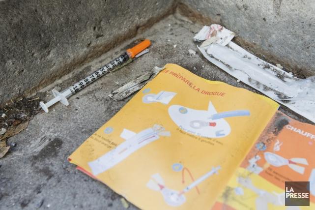 Selon le Directeur de santé publique de Montréal,... (Photo: Édouard Plante-Fréchette, La Presse)