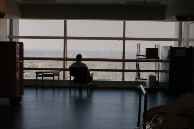 Deux nouveaux centres d'hébergement et de soins de longue durée (CHSLD)... (Photo: Thinkstock)