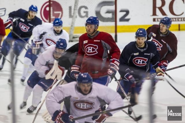Le Canadien est prêt à se lancer à... (Photo Olivier Pontbriand, La Presse)