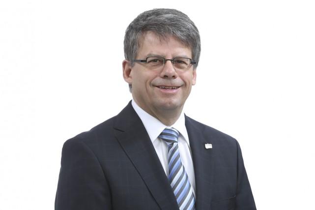 Gaétan Desroches a été nommé au poste de... (Photo fournie par la Coop fédérée)