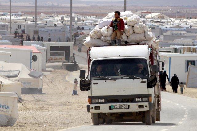 «Les premières investigations montrent que (les personnes) se... (Photo KHALIL MAZRAAWI, AFP)