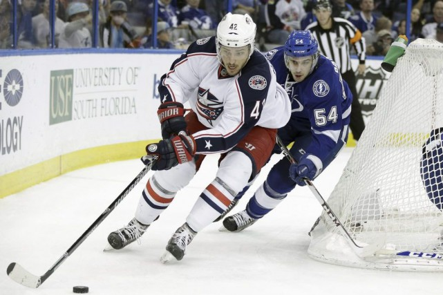 Artem Anisimov... (Photo Chris O'Meara, Associated Press)
