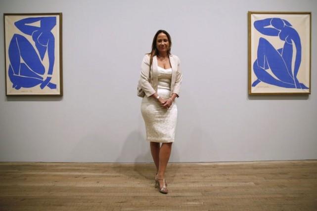 Le marché mondial de l'art affiche une santé insolente, avec un bond de 17% au... (Photo: archives Reuters)
