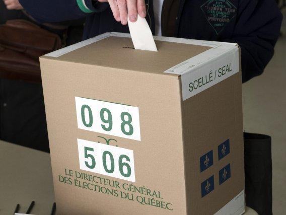 On présente souvent le système électoral à la proportionnelle comme une... (Photo Ryan Remiorz, La Presse Canadienne)