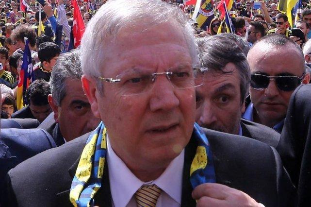 Aziz Yildirim... (Photo Adem Altan, archives Agence France-Presse)
