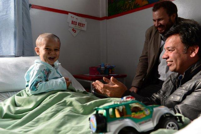 Le seul survivant d'un attentat ayant tué sa... (Photo AFP)