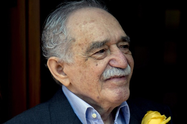 Gabriel Garcia Marquez... (Photo: archives AP)