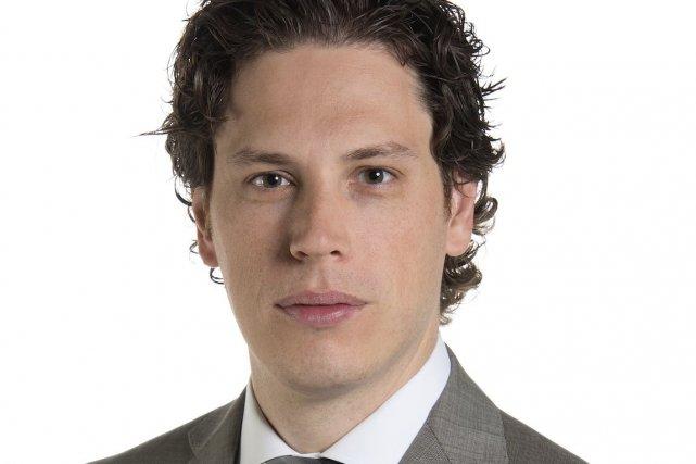 Alain Bergeron, vice-président principal, gestion de placements, et... (Photo Investissements Mackenzie)