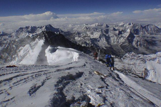 Il s'agit de l'accident le plus meurtrier jamais... (Photo Tshering Sherpa, archives Agence France-Presse)