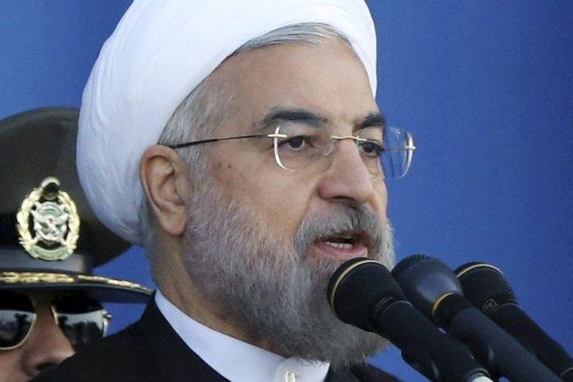 Depuis son arrivée au pouvoir en août 2013,... (Photo Vahid Salemi, Associated Press)