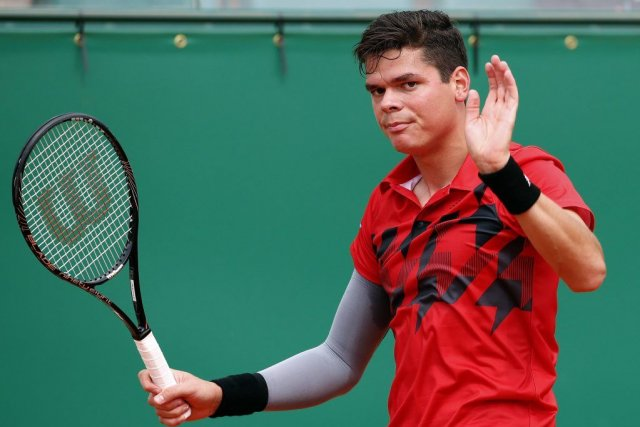 Raonic a maintenant perdu ses trois affrontements face... (PHOTO ERIC GAILLARD, REUTERS)